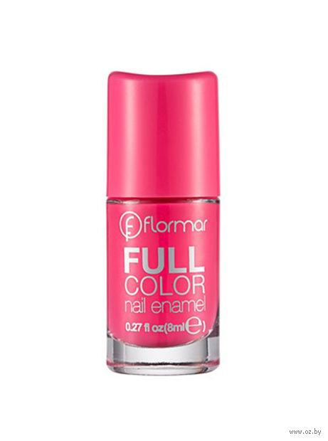 """Лак для ногтей """"Full Color"""" тон: 35, tickled pink — фото, картинка"""
