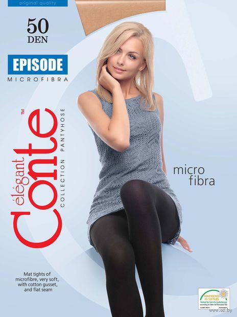 "Колготки женские теплые ""Conte. Episode 50"" — фото, картинка"