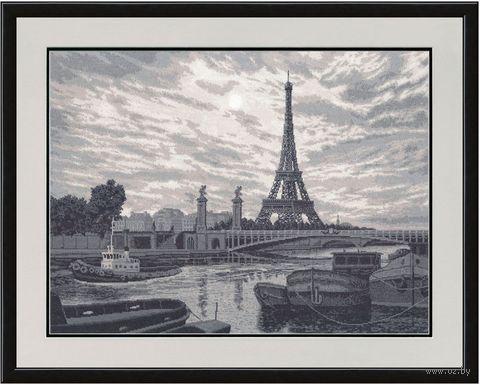 """Вышивка крестом """"Париж"""""""