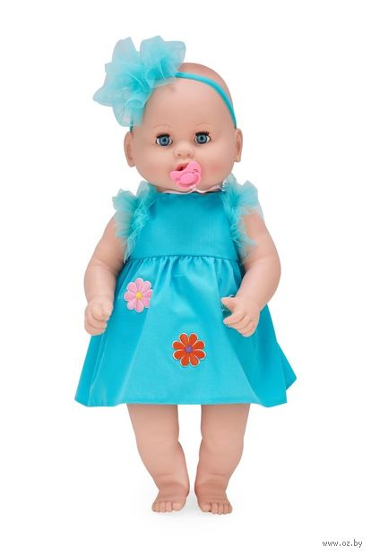 "Кукла ""Вита"" (с пустышкой) — фото, картинка"