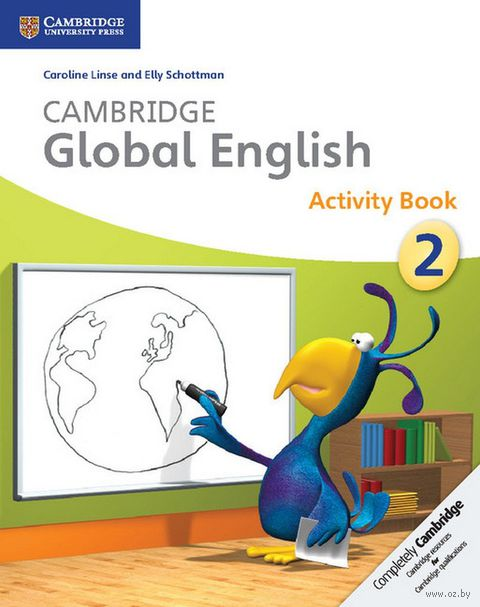 Cambridge Global English. Stage 2. Activity Book — фото, картинка