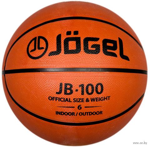 Мяч баскетбольный Jogel JB-100 №6 — фото, картинка