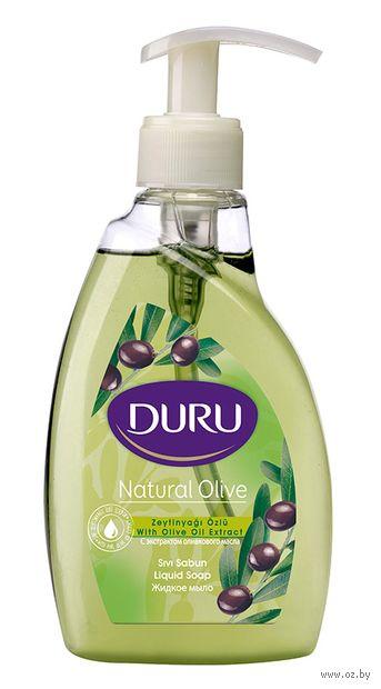"""Жидкое мыло """"С экстрактом оливкового масла"""" (300 мл) — фото, картинка"""