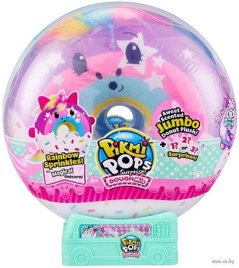 """Мягкая игрушка """"Pikmi Pops. Плюшевый пончик. Единорог"""" — фото, картинка"""