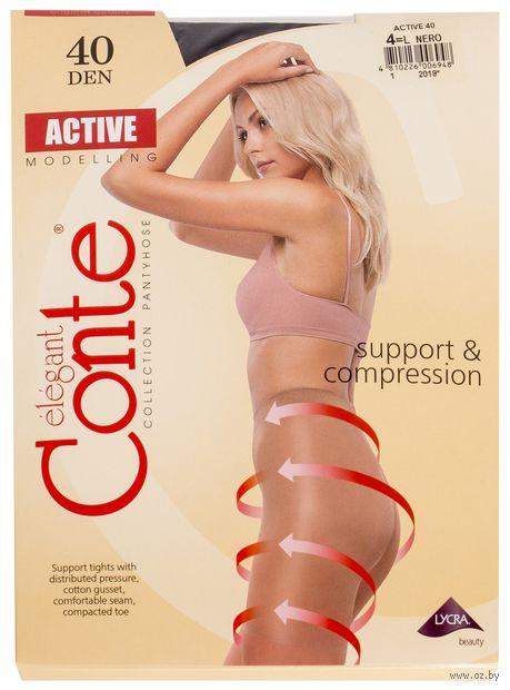"Колготки женские корректирующие ""Conte. Active 40"""