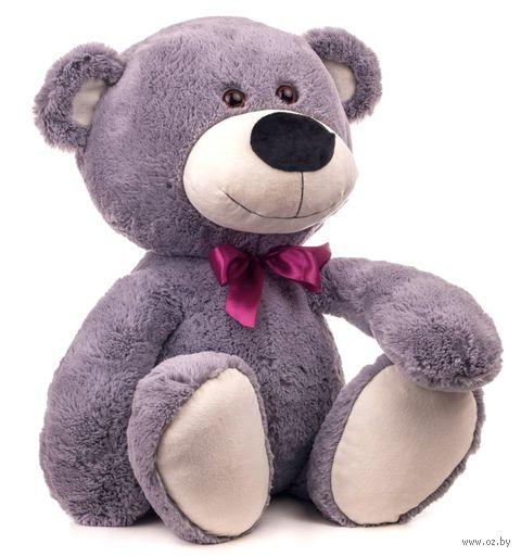 """Мягкая игрушка """"Медведь лавандовый"""" (34 см) — фото, картинка"""