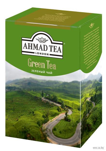 """Чай зеленый листовой """"Ahmad Tea. Классический"""" (200 г) — фото, картинка"""