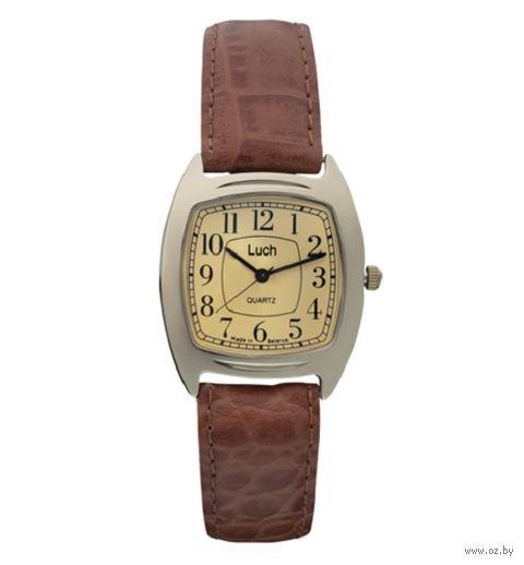 Часы наручные (коричневые; арт. 378947939) — фото, картинка