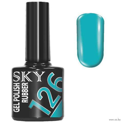 """Гель-лак для ногтей """"Sky"""" тон: 126 — фото, картинка"""