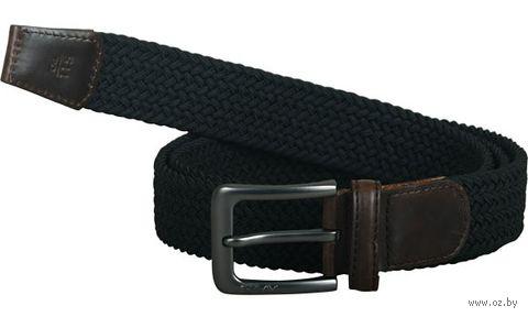 Ремень эластичный (115 см; чёрный) — фото, картинка