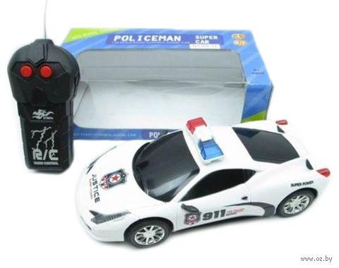 """Машинка на радиоуправлении """"Полиция 911"""" — фото, картинка"""