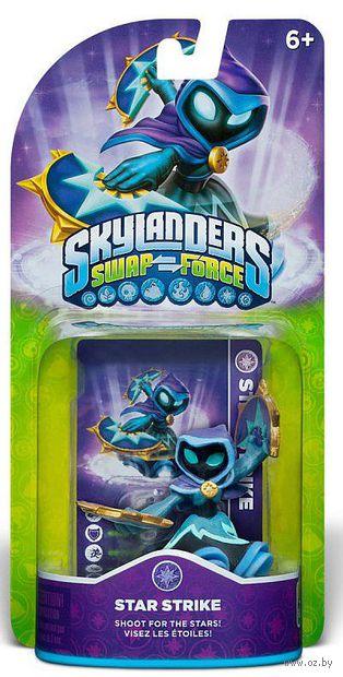 Skylanders Swap Force. Интерактивная фигурка Star Strike