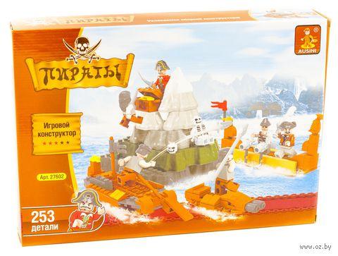 "Конструктор ""Пираты. Остров скелета"" (253 детали) — фото, картинка"