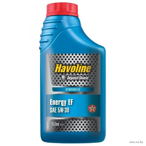 "Масло моторное ""Havoline Energy EF"" 5W-30 (1 л) — фото, картинка"