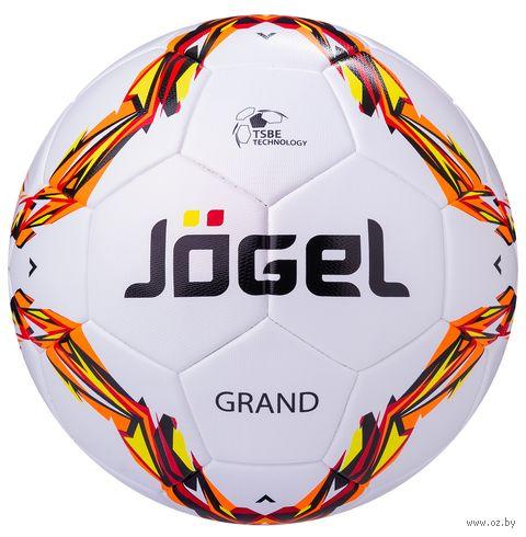 """Мяч футбольный Jogel JS-1010 """"Grand"""" №5 — фото, картинка"""