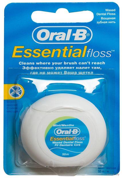 """Зубная нить """"Essentialfloss"""" (50 м) — фото, картинка"""
