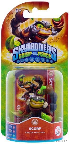 """Фигурка """"Skylanders Swap Force. Scorp"""" — фото, картинка"""
