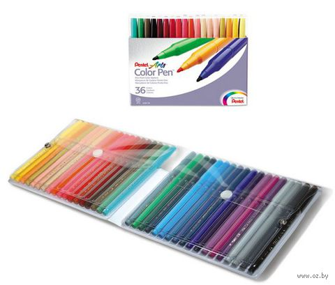 """Фломастеры """"Color Pen"""" (36 цветов)"""