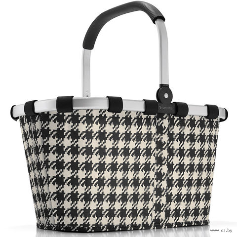 "Корзина ""Carrybag"" (fifties black)"