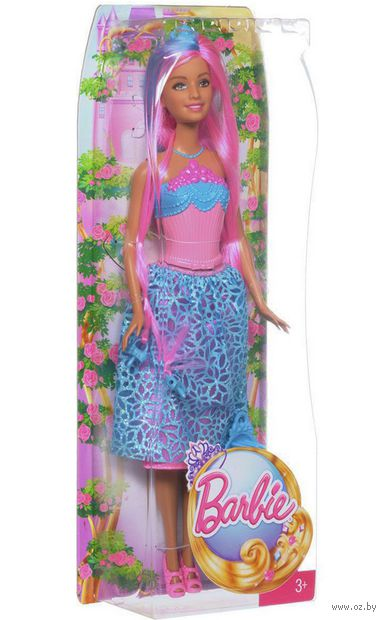 "Кукла ""Барби. Принцесса с длинными волосами"" (арт. DKB61) — фото, картинка"