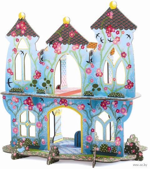 """Сборная модель из картона """"Замок чудес"""" — фото, картинка"""