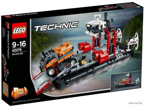 """LEGO Technic """"Корабль на воздушной подушке"""" — фото, картинка"""