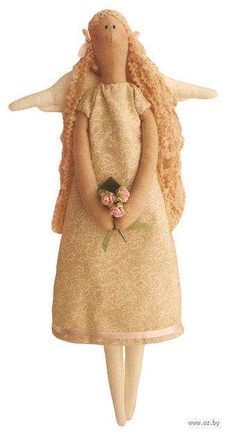 """Набор для шитья из ткани """"Весенний ангел"""" — фото, картинка"""