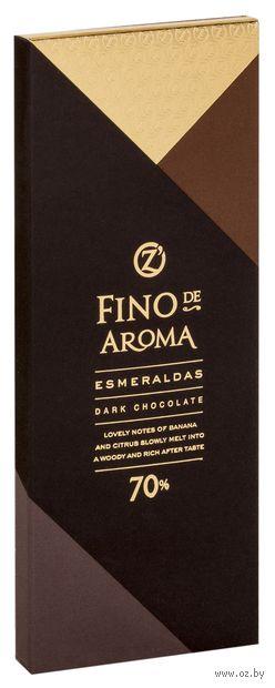 """Шоколад горький """"O'Zera. Esmeraldas"""" (90 г) — фото, картинка"""