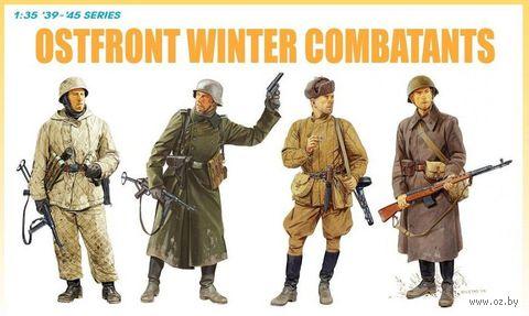 """Набор миниатюр """"Ostfront Winter Combatants 1942-43"""" (масштаб: 1/35) — фото, картинка"""