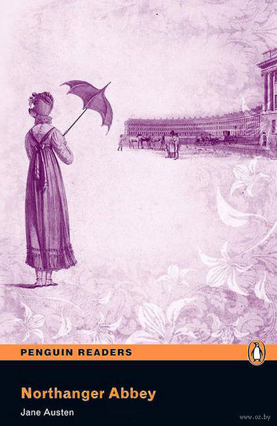 Northanger Abbey (+ CD). Джейн Остин