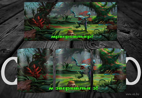"Кружка ""Варкрафт"" (art.9)"