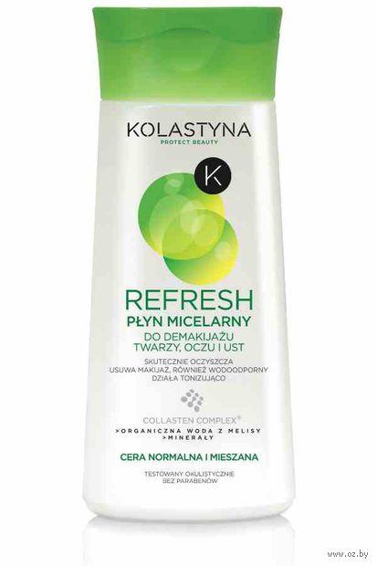 """Мицеллярная вода """"Refresh. Для нормальной кожи"""" (200 мл)"""