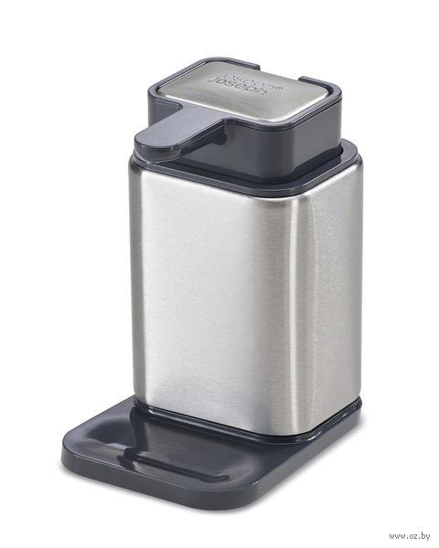 """Дозатор для жидкого мыла стальной """"Surface"""" — фото, картинка"""