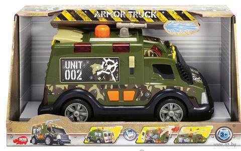 """Машинка """"Военный автомобиль"""" (со световыми и звуковыми эффектами) — фото, картинка"""