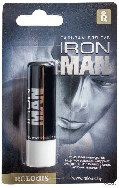 """Бальзам для губ """"Iron Man"""" — фото, картинка"""