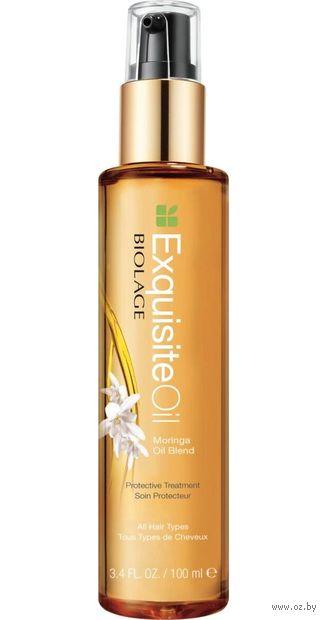 "Масло для волос ""Biolage Exquisite Oil"" (92 мл) — фото, картинка"