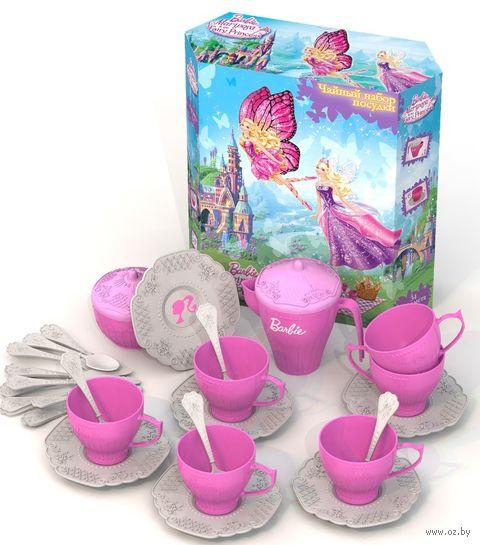 """Набор детской посуды """"Барби"""" (арт. 631) — фото, картинка"""