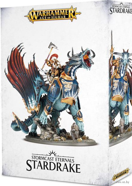 Warhammer Age of Sigmar. Stormcast Eternals. Stardrake (96-23) — фото, картинка