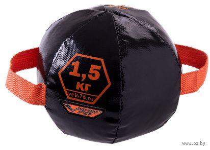Медбол 1,5 кг (арт. ММБ1,5 ) — фото, картинка