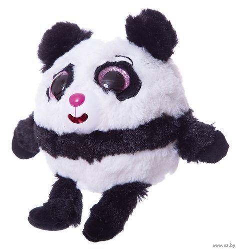 """Мягкая музыкальная игрушка """"Дразнюка-Zoo. Панда"""" (13 см) — фото, картинка"""