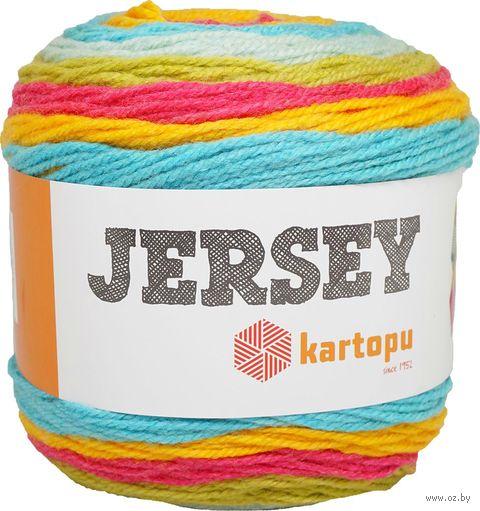 """Пряжа """"KARTOPU. Jersey №H1630"""" (200 г; 360 м; секционный) — фото, картинка"""