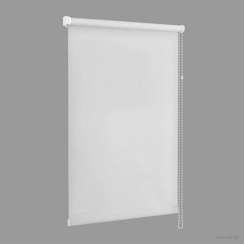 """Штора рулонная """"Сантайм. Уни"""" (95х170 см; белая) — фото, картинка"""