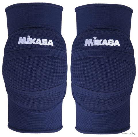 Наколенники волейбольные MT8-036 (XS; тёмно-синие) — фото, картинка