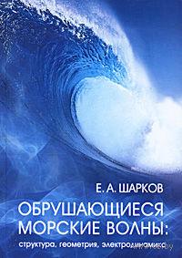 Обрушающиеся морские волны. Структура, геометрия, электродинамика. Евгений Шарков