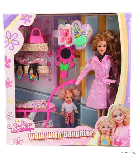 "Набор кукол ""Koler. Мама и дочка"""
