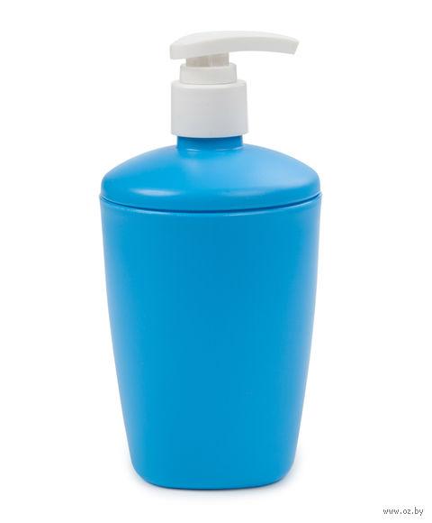 "Диспенсер ""Aqua"" (голубая лагуна) — фото, картинка"