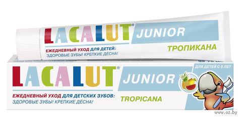 """Зубная паста детская """"Junior. Тропикана"""" (75 мл) — фото, картинка"""