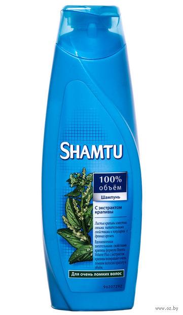 """Шампунь SHAMTU """"Крапивная свежесть"""" (360 мл)"""