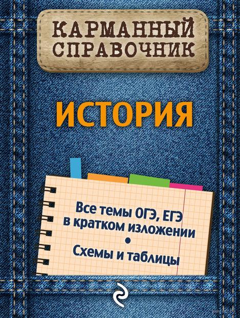 История. Карманный справочник. Александра Головко