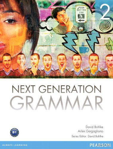 Next Generation. Grammar 2. Дэвид Бельке, Арлен Гаргаглиано